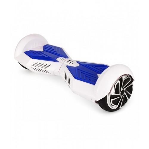 """Самобалансирующийся самокат Gyroscooter Smart Balance Wheel 6.5"""" со встроенной Bluetooth колонкой Transformers"""