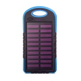Влагостойкий cолнечный Power Bank 16800 mAh Solar Charger EK-7