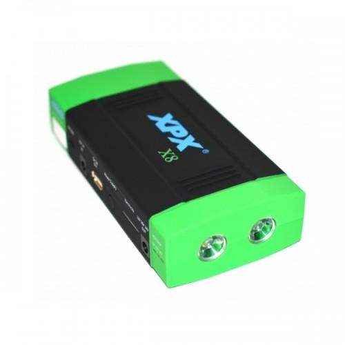 Пуско-зарядное устройство для автомобиля, ноутбука, смартфона и т.д. Start Sours XPX X8 13800 mAh