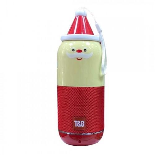 Колонка - елочная игрушка T&G 520 Christmas Edition Bluetooth Speaker
