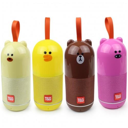 Колонка - елочная игрушка T&G 502 Christmas Edition Bluetooth Speaker