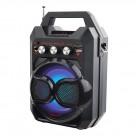 Мобильная акустическая комбо-система Toproad K88 (Bluetooth, USB, SD, FM, AUX, REC, Mic)