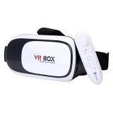 3D очки виртуальной реальности для смартфона VR Box 2.0 + Bluetooth пульт