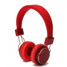 Беcпроводные стерео наушники Bluetooth WL-W33 (Bluetooth, MP3, FM, AUX, Mic, EQ)