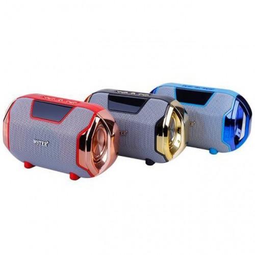 Беспроводной бумбокс Wster WS-1833 (Bluetooth, MP3, FM, AUX, Mic)