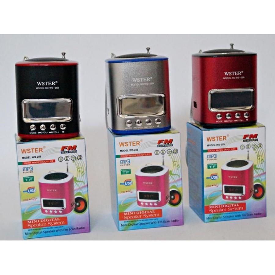 mini digital speaker system ws-259 инструкция