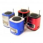 Мобильная колонка Wster WS-259 (MP3, FM, AUX)