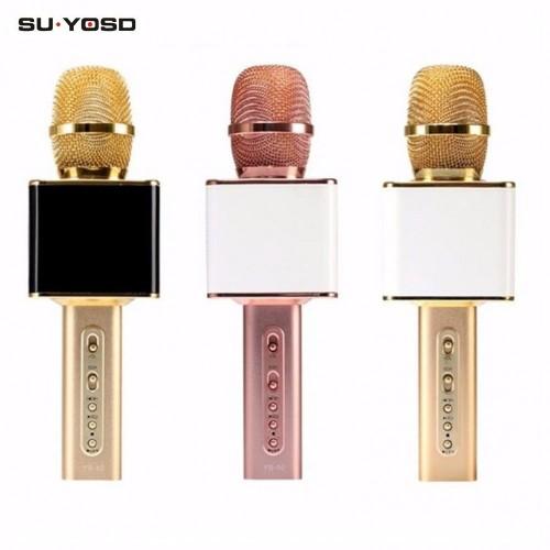 Портативная Колонка-Микрофон Magic Karaoke SU·YOSD YS-10 (Bluetooth, USB, TF, AUX)