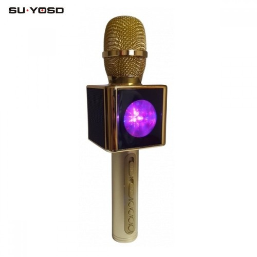 Портативная Колонка-Микрофон Magic Karaoke SU·YOSD YS-13 (Bluetooth, USB, TF, AUX)