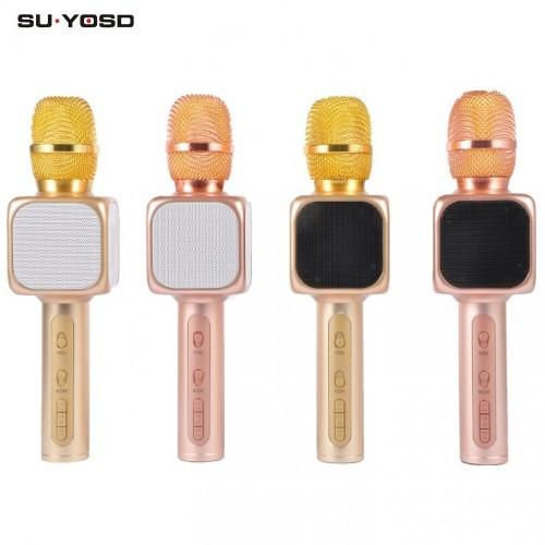 Портативная Колонка-Микрофон Magic Karaoke SU·YOSD YS-80 (Bluetooth, USB, TF, AUX)