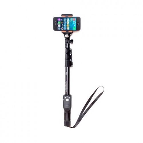 Универсальный селфи штатив с заряжаемой Bluetooth кнопкой YunTeng 1288