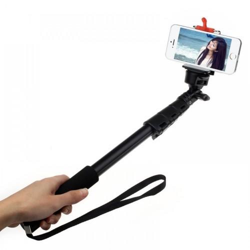 Monopod для смартфона и экшн камеры YunTeng YT-188