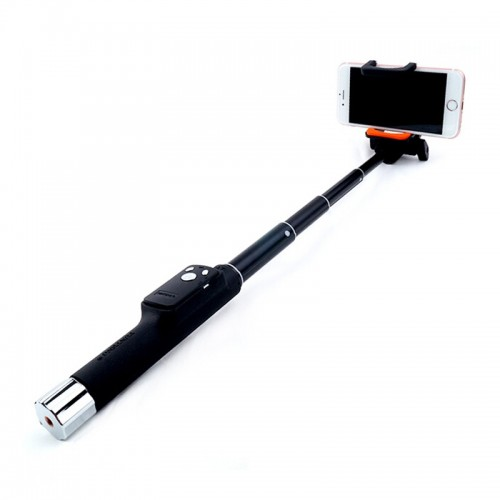 Компактный селфи штатив с заряжаемой Bluetooth кнопкой YunTeng YT-888