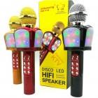 Беспроводной Микрофон Караоке Zhibaoxing ZBX-918 (Bluetooth, MP3, FM, AUX, KTV, Rec)